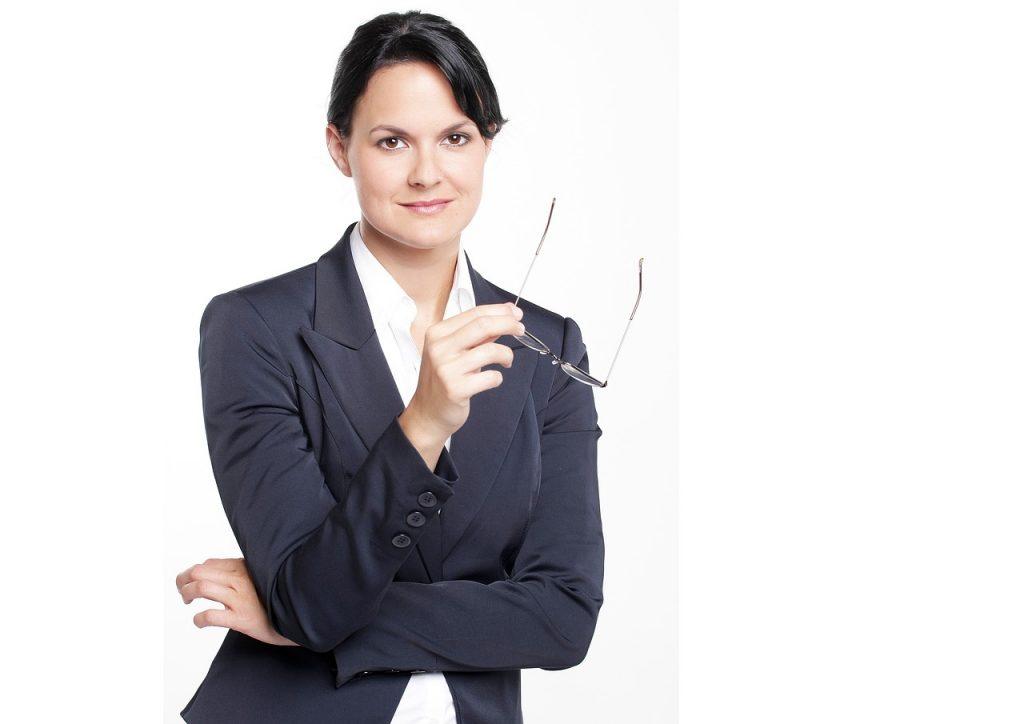 business woman, woman, secretary