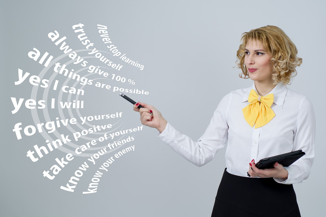 successful, think, businesswoman